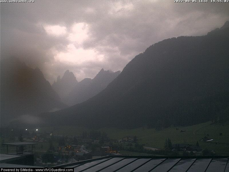 Webcam in Sexten -  Bergwelt